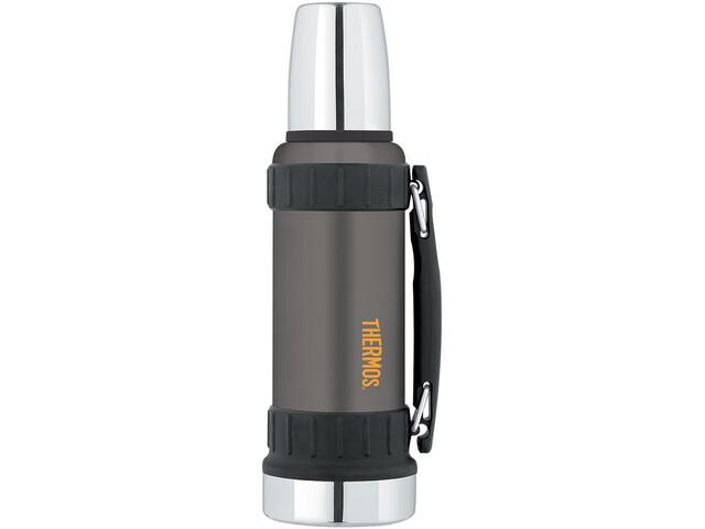 Thermos Work Vacuum Flask Enamel, 1 litre